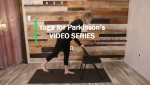 Yoga for Parkinson's Exercise Series